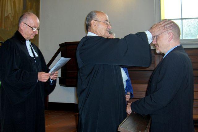 Amtseinführung als Lektor 2012
